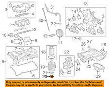 TOYOTA OEM-Engine Oil Drain Plug 1564331050