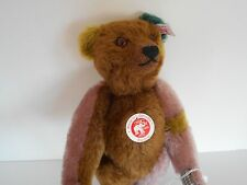 "Steiff ""Random"" Teddy Bear 2007  Exclusive for Belgium, Netherlands & Luxembourg"