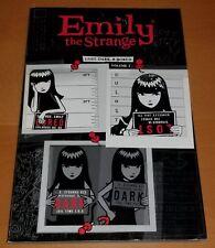 Emily the Strange Volume 1 Lost Dark & Bored