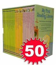 Usborne My First Reading Library 50 Books Set Collection - Read At Home [Paperba