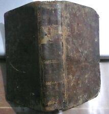 Oeuvres choisies de JB ROUSSEAU, poésies, LYON 1821