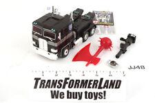 Black Convoy e-HOBBY 100% Complete Masterpiece Masterpiece Transformers