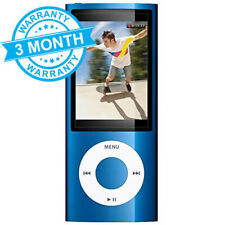 Apple iPod Nano 5th Generation 8Gb Blue MP3 Player  *3 MONTH WARRANTY*
