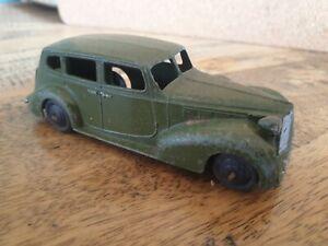 Dinky 39a Packard Super 8 Tourer - A Nice Vintage Original Model Meccano