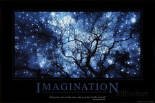 Imagination Poster Print, 36x24