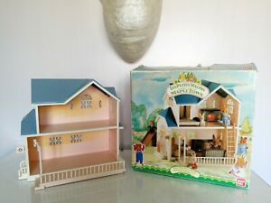 Sylvanian Families Boxed Bandai Maple Town Post Office
