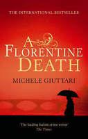 A Florentine Death (Michele Ferrara), Michele Giuttari, Very Good Book