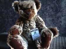 Ooak Bear Bruno By Kalika Bears.