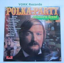 JAMES LAST - Polka Party - Excellent Condition LP Record Polydor 2371 190