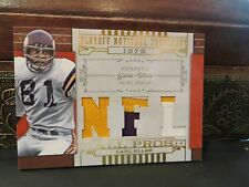 National Treasures NFL All Pros 1975 Prime Jersey Vikings Carl Eller 22/25 2008
