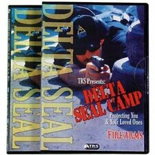 DVD lot, Delta Seal Camp Firearms & Hand to Hand TRS