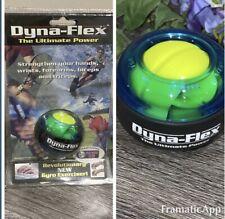 Dyna-Flex The Ultimate Power Ball ~ Ball Only ~ Gyro Exerciser Hand Strength USA
