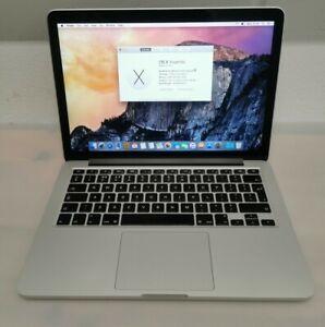 "Apple MacBook Pro 13"" Retina i5 2.9GHz 8GB 500GB Excellent Condition"