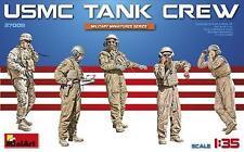 Miniart 1/35 USMC Tank Crew # 37008