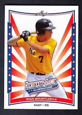 2014 LEAF PERFECT GAME RYAN MOUNTCASTLE #GM-45 ALL AMERICAN CLASSIC 1ST ROOKIE!!
