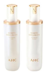 AHC White Collagen Toner 130ml Emulsion 130ml Wrinkle Care K-Beauty