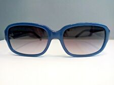 New Authentic Fendi FS5233R Sunglasses (428) Demi Blue With Case Made in Italy