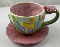 Disney (Disney Direct) Tinker Bell Cup And Saucer