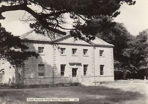 Cornwall; Castle Horneck Youth Hostel, Penzance No 8831 RP PPC, c 1950's, Unused