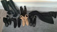 GORGEOUS!!  Lot of BOOTS Size 8 FENDI, GUESS
