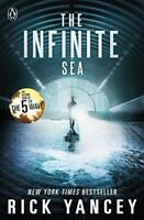 The 5th Wave: The Infinite Sea (Book 2) by Yancey, Rick, NEW Book, FREE & Fast D
