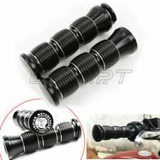 Aluminum Handlebar Handle Bar Grips Black Fit For Indian Scout Sixty 2015-2019