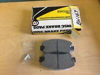 RENAULT 14 PEUGEOT 104 305 1.0 1.1 1.2 1.3 1.4 1.5  New FRONT Brake Pads  BW167