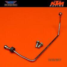 2006 KTM 450 SX RFS Oil Pump Line Pipe Hose 400 450 525