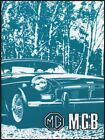 MG MGB Tourer and GT: Owners' Handbook, Ltd 9781870642538 Fast Free Shipping-.
