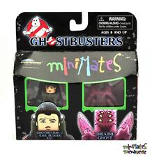 Ghostbusters Minimates TRU Wave 4 GB2 Slime Blower Ray & Theatre Ghost
