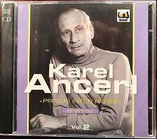 Karel Ancerl Brahms Symphony Tahra New Sealed 2 CD RARE Out Of Print