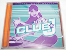 Spin by Club J (CD, 2005, Integrity Music) NEW FACTORY SEALED - FREE SHIPPING!