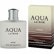 La Rive Aqua For Men Perfume EDT 90ml 3.0oz Brand New
