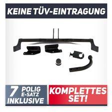 Anhängerkupplung starr Kia Carens 2006//2013 13-pol E-Satz