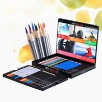 60pcs Colored Pencils Water Colour Pencils Pre-Sharpened Drawing Pencils #G9S