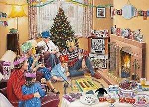 Gibsons The Queen's Speech Jigsaw Puzzle (1000 Pieces)