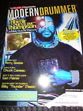 MODERN DRUMMER MAGAZINE-AHMIR ?UESTLOVE THOMPSON MARCH 2005-EUC