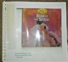 Star of the Show by Kirsten Hall - in Braille for the Blind Children