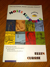 Moses Supposes by Ellen Currie (1995, Paperback) #B7