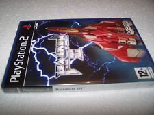 RAIDEN III 3 - Playstation 2 PS2 - UK PAL - NEW & FACTORY SEALED SHMUP
