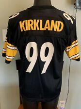 Levon Kirkland Pittsburgh Steelers Jersey Starter Youth Large 14-16 NFL
