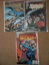 DC COMICS BATMAN KNIGHTFALL ISSUES # 498 499 500 YEAR 1993