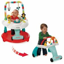 Baby Exersaucer Walker Activity Center Exerciser Toy Toys Infant Seat Boy Play