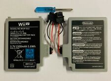 Original OEM New Replacement Battery Nintendo Wii U Gamepad Controller WUP-012