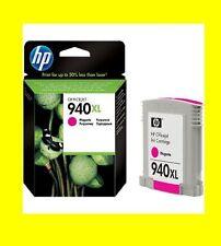 original Cartouche HP 940 XL magenta rouge Officejet Pro 8000/ 8500 C4908 AE