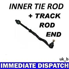 BMW 5 Series E39 Left Inner & Outer Tie Rod Ends (steering rack track rod)