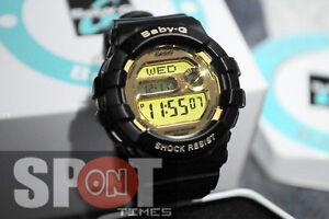 Casio Baby-G Glitter Dial Ladies Watch BGD-141-1