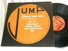 GEORGE VAN EPS & EDDIE MILLER Stan Wrightsman Trio Jump LP