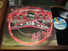 Automatix 80s DETROIT POP ROCK LP Night Rider 1983 USA ISSUE