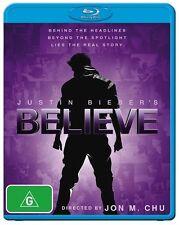 Justin Bieber'S Believe Blu-Ray Region B